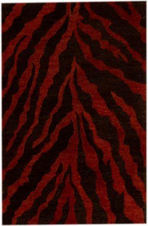 2X3 Wool Area Rug