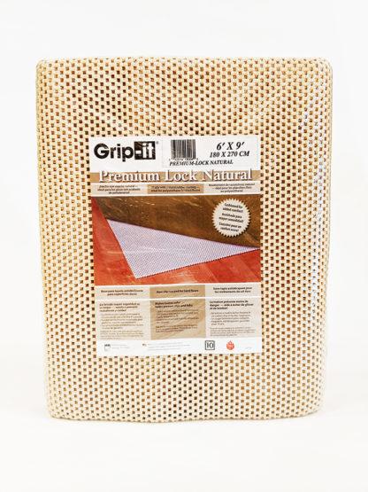 premium lock area rug underlay pad