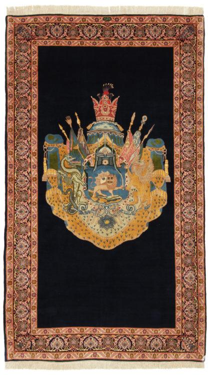 "Persian Dorokhsh 5' x 8'8"" Area Rug"