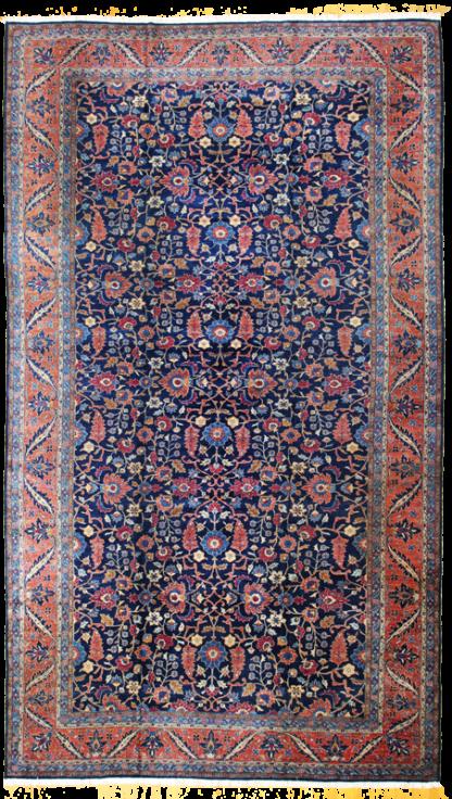 Persian Tabriz Antique Area Rug