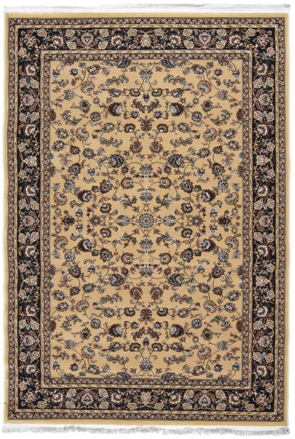 Tabriz Design Turkish 5×8 Poly Area Rug