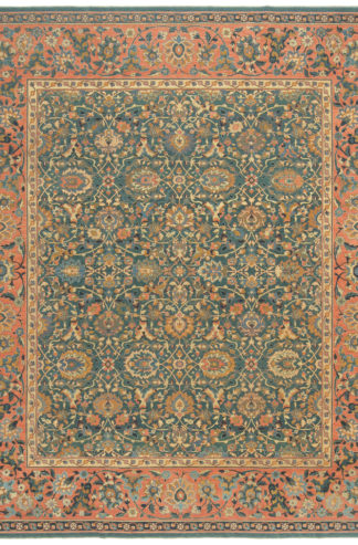 Tabriz Design Turkish 8' x 10' Area Rug