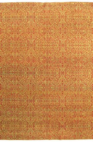 Mamluk Design Turkey 8'x11' Wool Area Rug