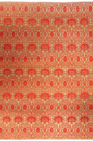 Mamluk Design Turkey 8'x10' Wool Area Rug