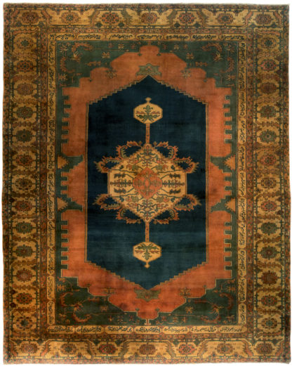 Serapi Design India 8' x 10' Wool Area Rug
