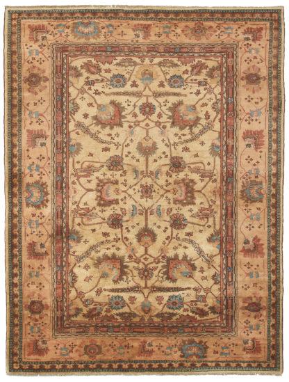 Oushak Design Pakistan 9x12 Wool Area Rug