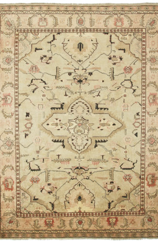 Agra Design Pakistan 9x12 Wool Area Rug