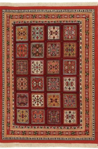 Balouch Soumak 5x7 Wool Area Rug