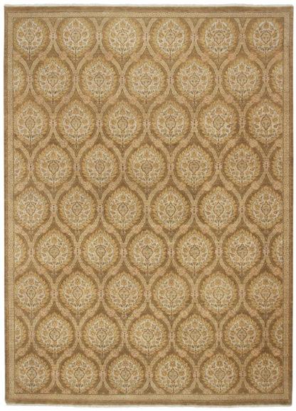 Ottoman Design India 9'x12' Wool Area Rug