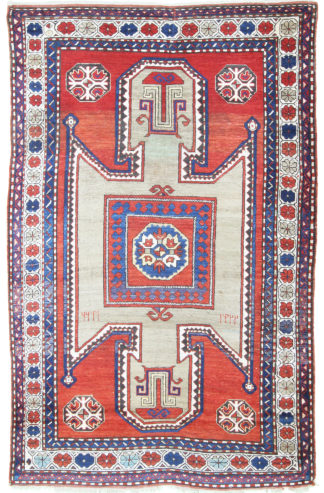 Antique Kazak Sewan