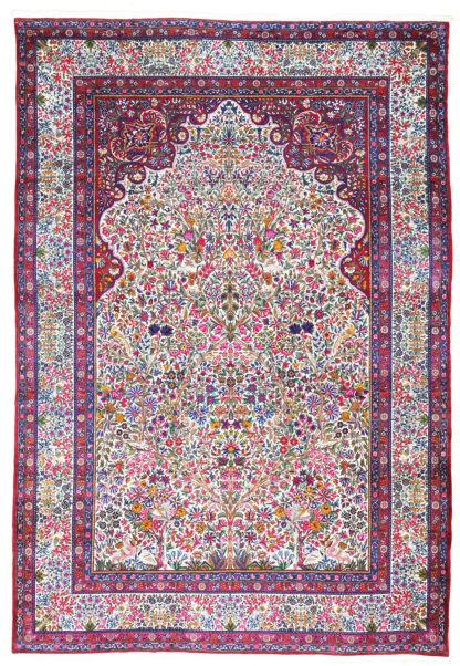 Persian Kerman Ravar 10' x 14' Directional Area Rug