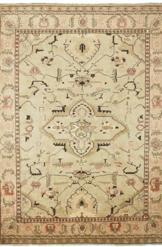 Agra Design Pakistan 9x12 Wool Area Rug
