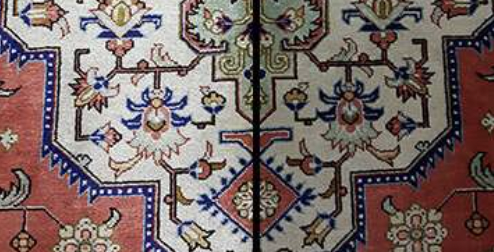 Silk Rug Hand Cleaning