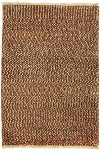 Persian Gabbeh 3x4 Wool Area Rug