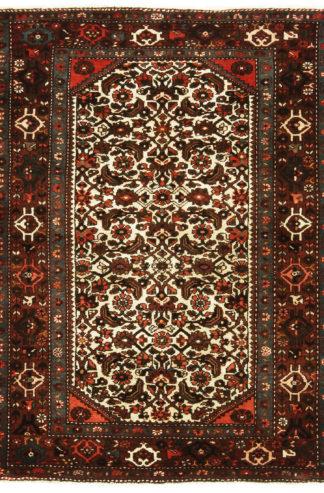 Persian Tafresh 3x5 Brown Wool Area Rug