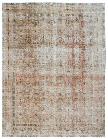 Second Life Vintage Wash 9x12 Wool Area Rug