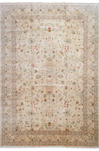 Hand Knotted Oversize Chobi 12x18 Wool Area Rug