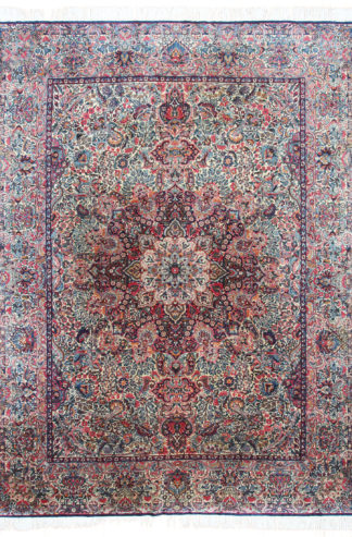 Kerman Lavar 9x12 Wool Area Rug