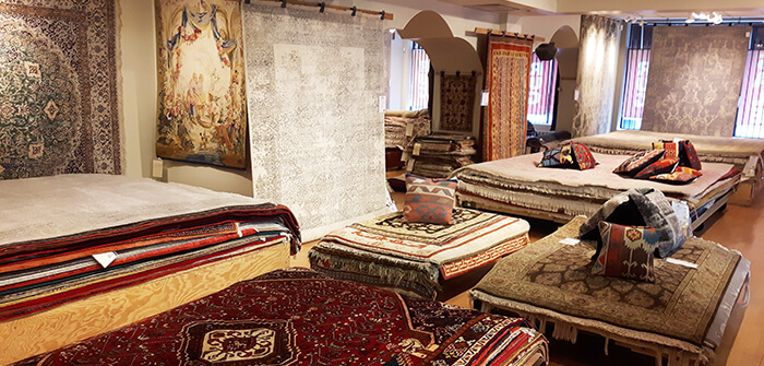 Turco Persian Rug Showroom