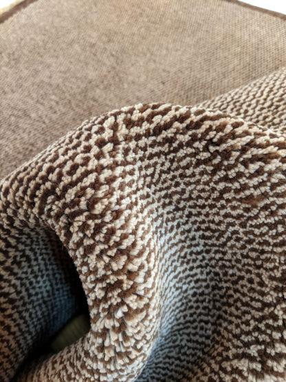 Chobi Gabbeh Design 3x5 Brown Beige Wool Area Rug