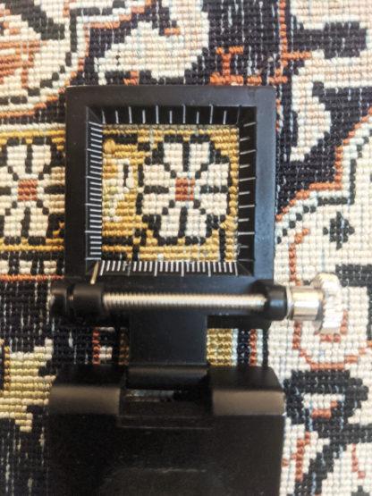 Antique Persian Silk Qum 4x5 Tapestry