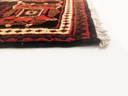 Persian Joshaghan 8x10 Red Wool Area Rug