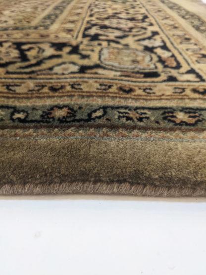 Jaipur Mood Design 6x9 Moss Wool Area Rug