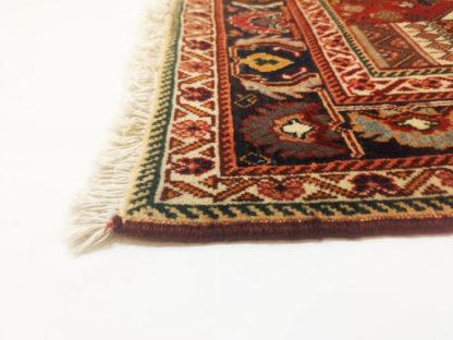 Persian Qashqai Kashkuli 3x5 Wool Area Rug
