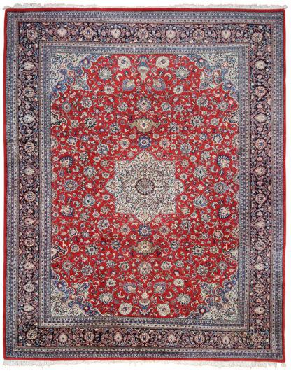 Persian Najafabad 11x13 Wool Area Rug
