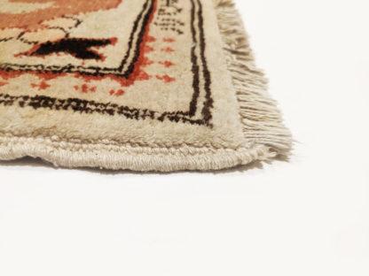 Afghan Oushak Design 9x12 Beige Rose Area Rug
