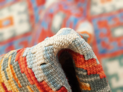 Maimana Kilim 6x8 Wool Area Rug
