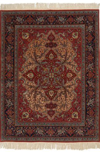Sino-Persian Kashan 6x8 Extra-Fine Area Rug
