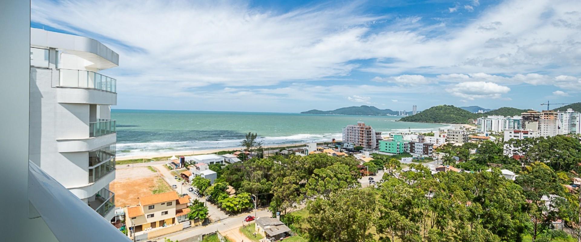 Amores da Brava Apartamento no Amores da Brava com vista para o mar na Praia Brava em Itajaí