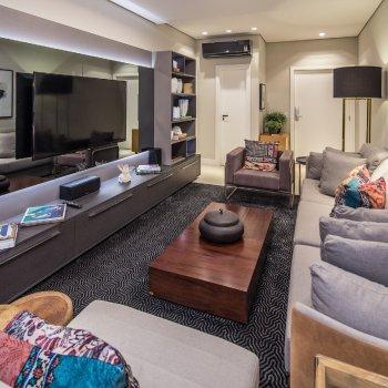Apartamento mobiliado no Cittá Di Vinci em Bal Camboriú
