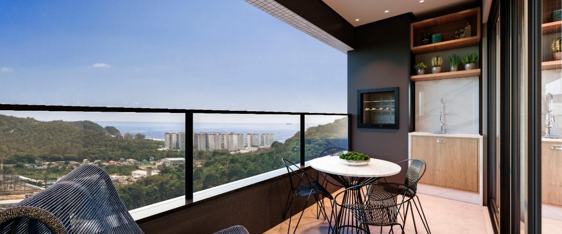 Brava Valley Apartamento à venda, 2 quartos, 1 vaga, Praia Brava de Itajaí - Itajaí/SC
