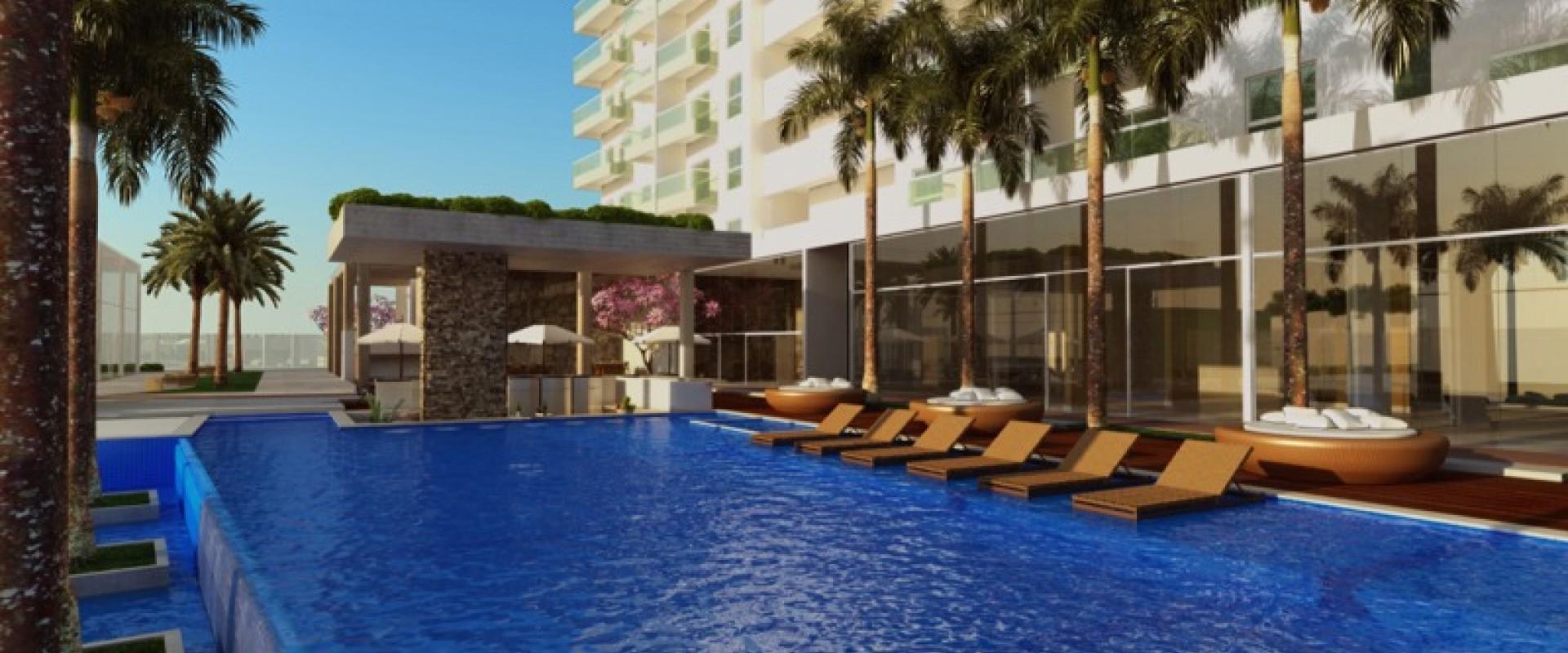 Riviera Concept Apartamento no Riviera Concept na Praia Brava em Itajaí