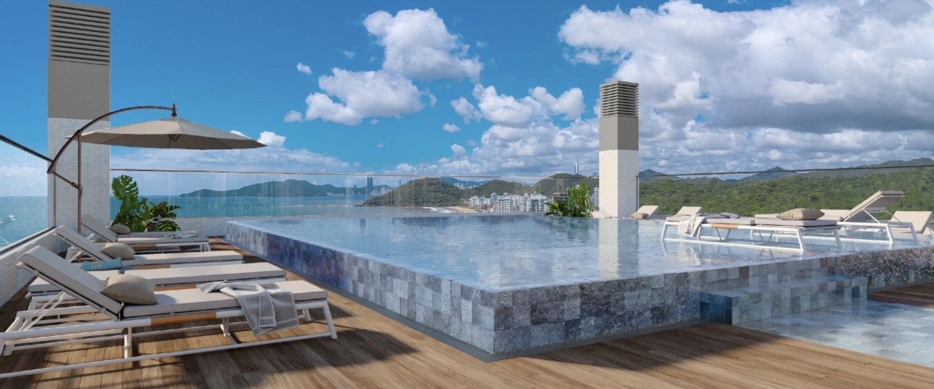 Le Blanc Lançamento na Praia Brava no Edifício LeBlanc em Itajaí