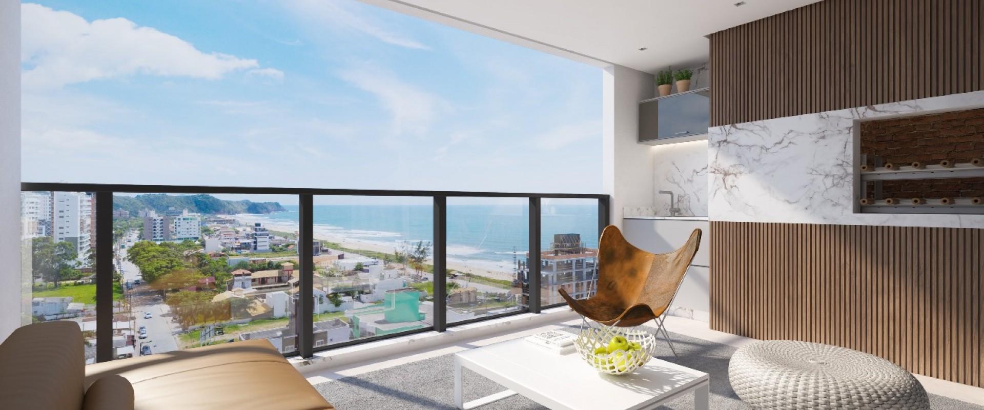 Ocean Wind Apartamento no Ocean Wind na Praia Brava em Itajaí