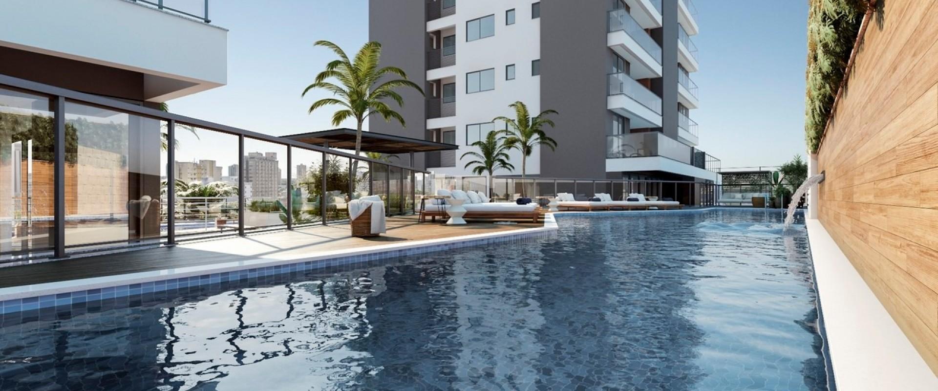 Brava Garden Home Club Apartamento no Brava Garden na Praia Brava em Itajaí