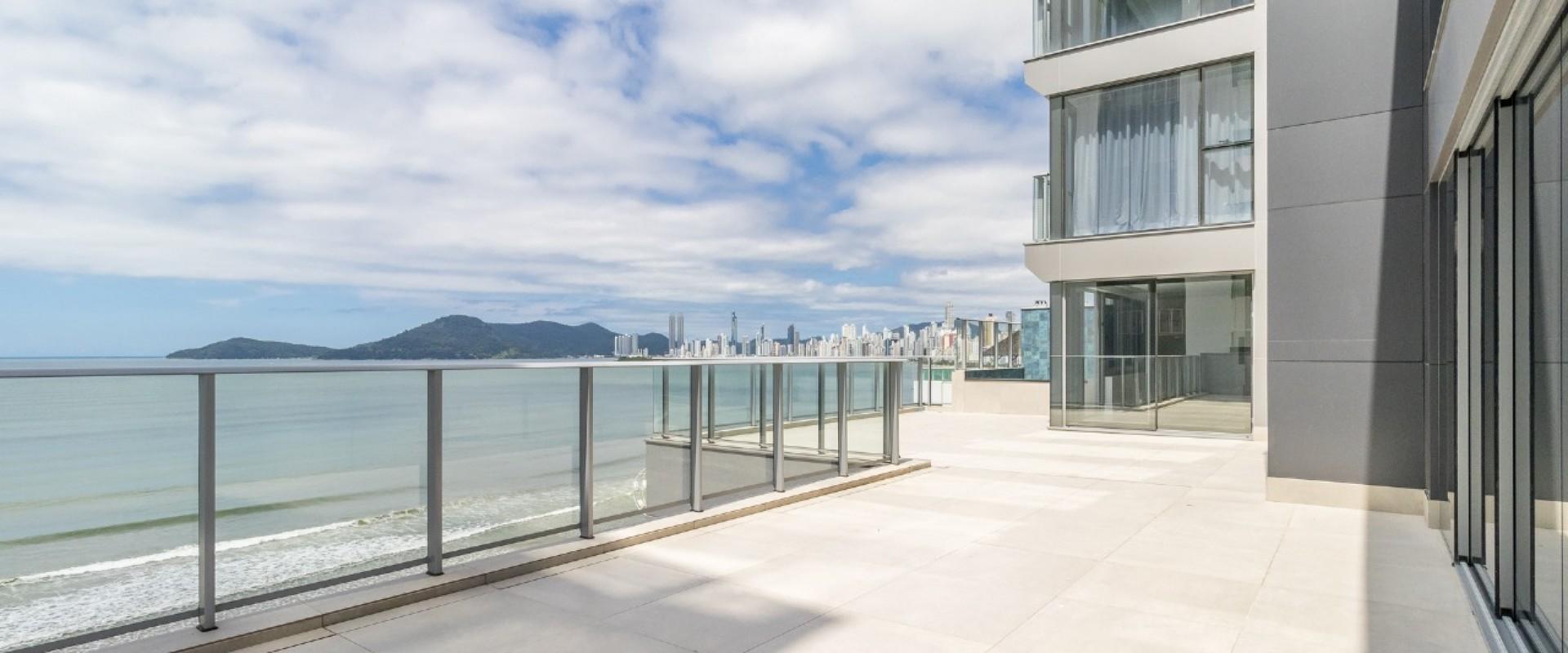 Splendido Apartamento Diferenciado no Edifício Splendido em Balneário Camboriú
