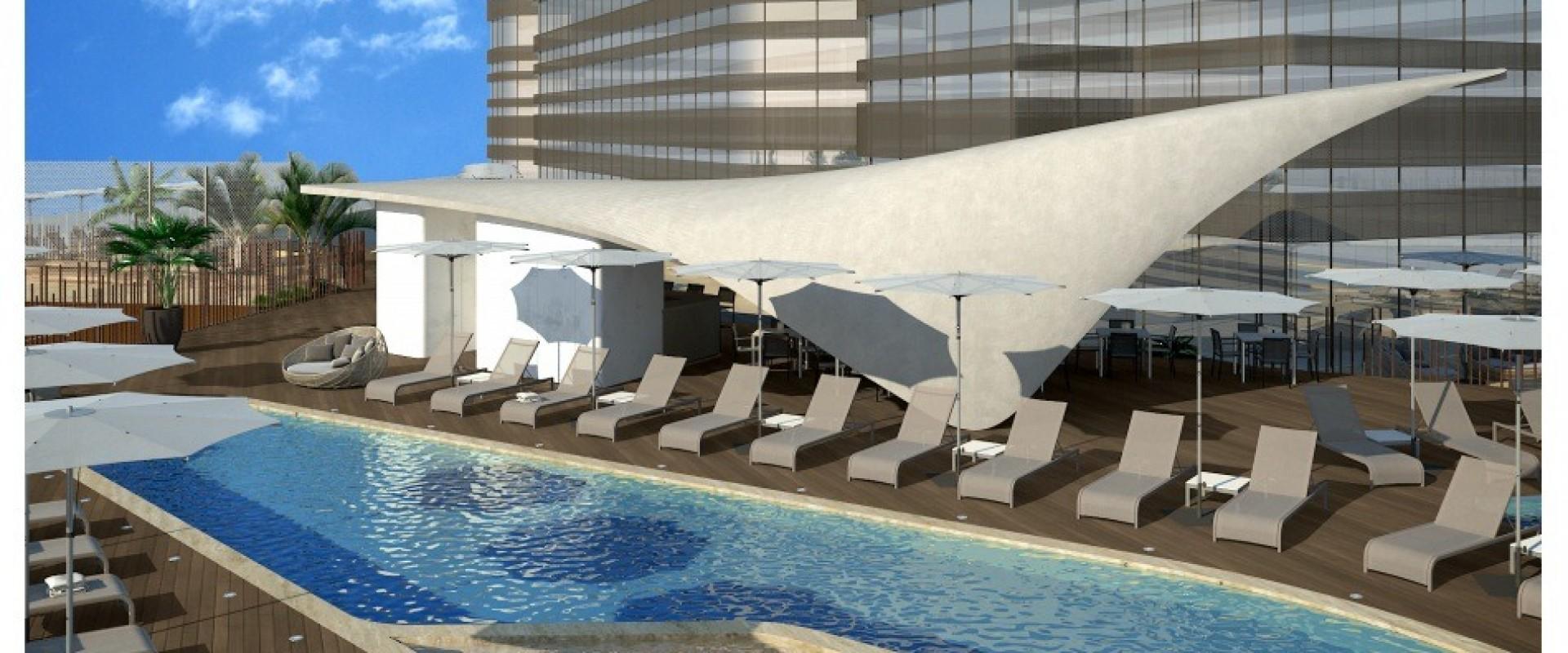 Yachthouse by Pininfarina Apartamento no Yachthouse by Pininfarina em Balneário Camboriú