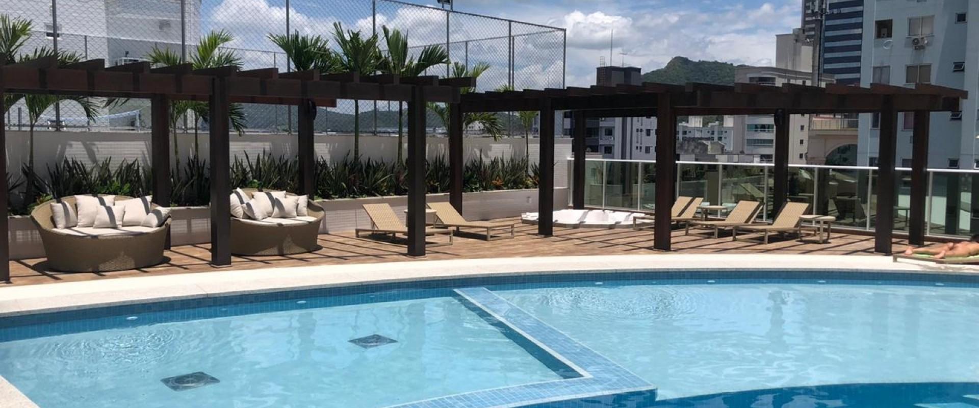 Splendia Tower Apartamento mobiliado no Splendia Tower em Balneário Camboriú