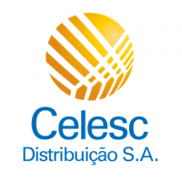Logo Celesc - DDN Gestão de resíduos - Reciclagem de Lâmpadas Fluorescentes e LED em Balneário Camboriú, Camboriú, Itajaí, Itapema e região.