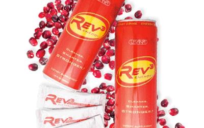 USANA Rev3 Energy - Alternative RedBull - USANA Québec / USANA Canada - Boisson Énergie