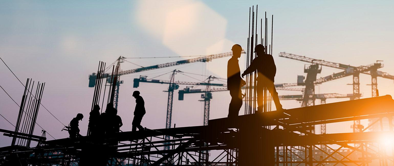 Men at Construction Site