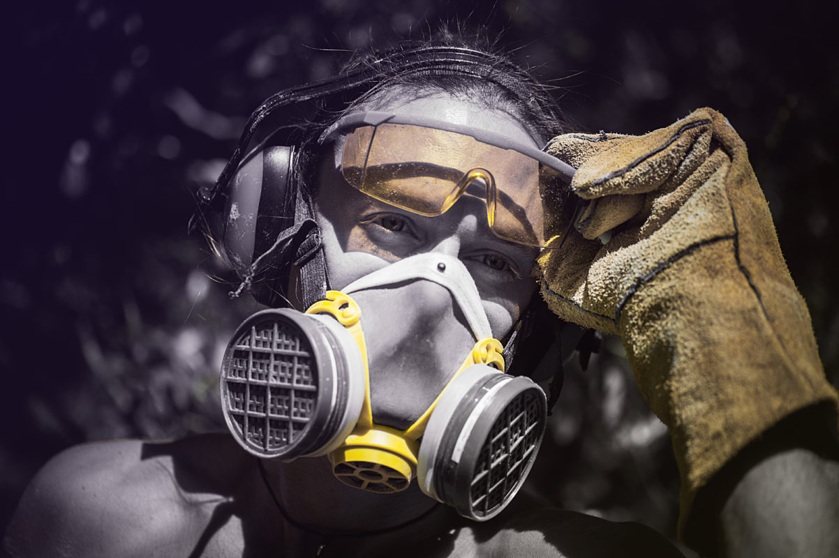 Silica Safety Mask