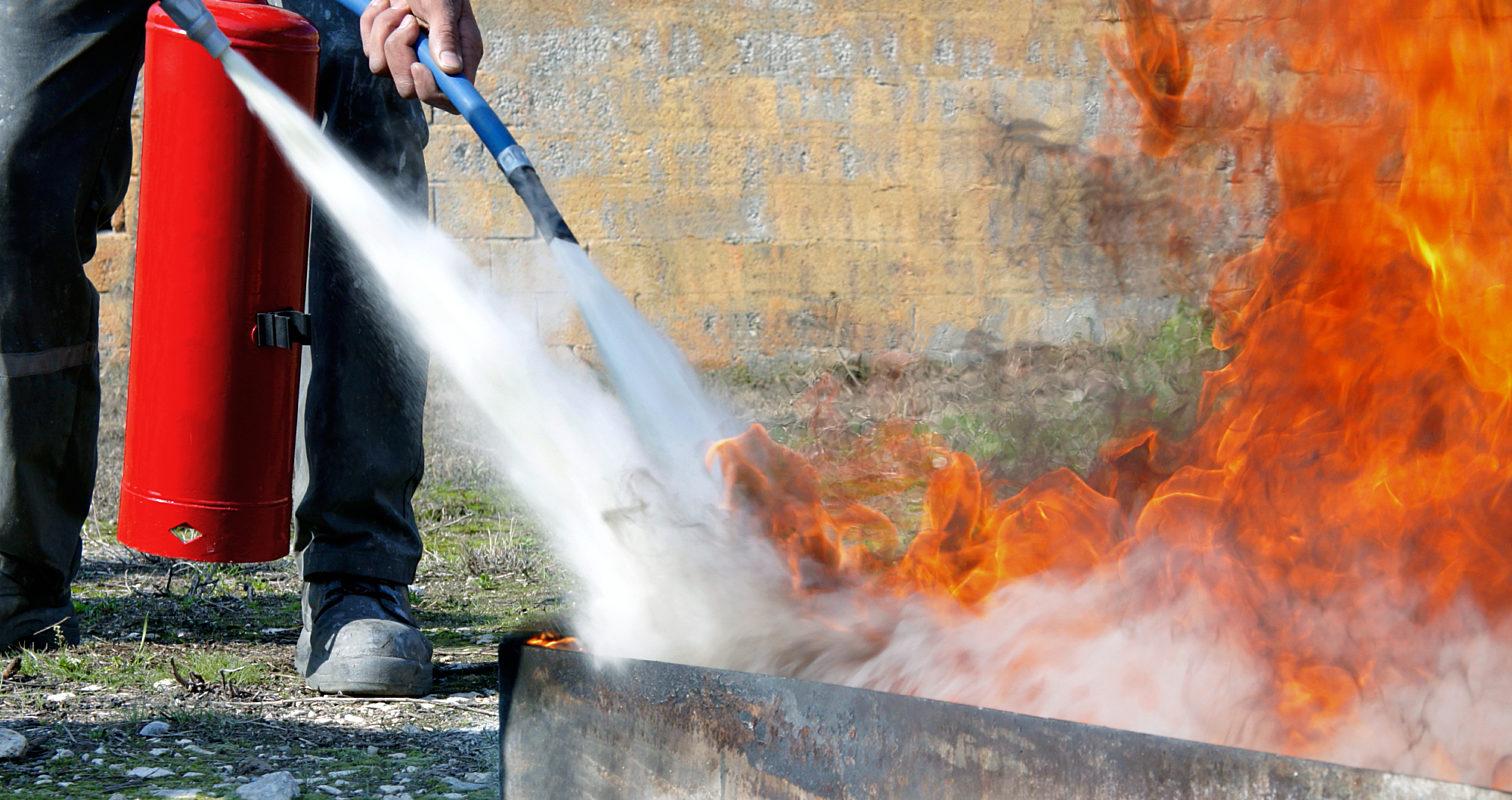 Extinguish a Fire