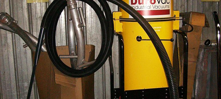 DuroVac LT110 Portable Industrial Vacuum