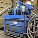 DuroVac Industrial Vacuum for Fertilizer