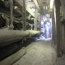 Potash in Factory